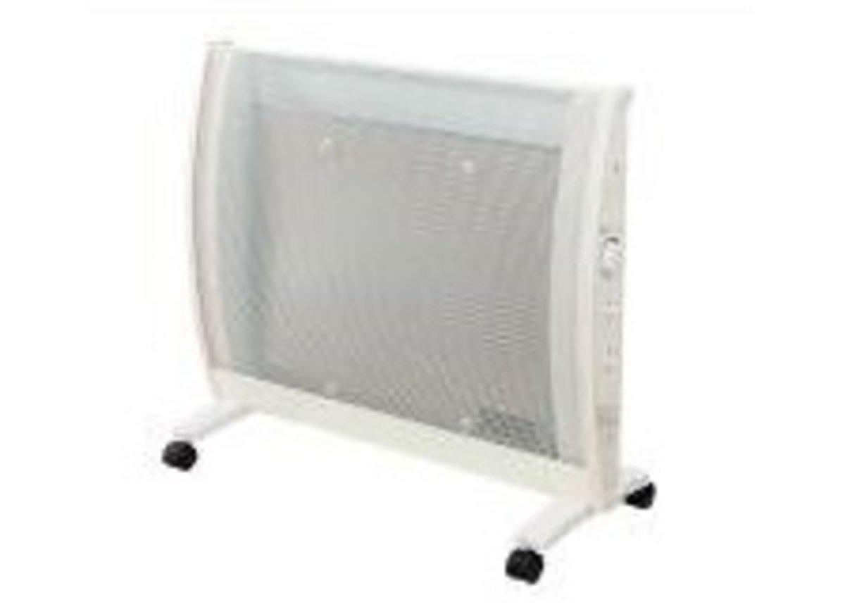 TMP-20.B Bathroom Micathermic Panel Heater, 2000W [Display Item]