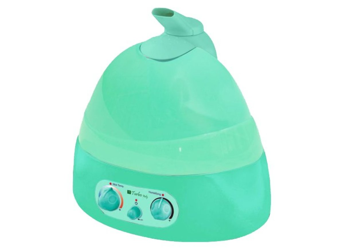 GS360G.B Warm & Cool Ultrasonic Humidifier [Display Item]