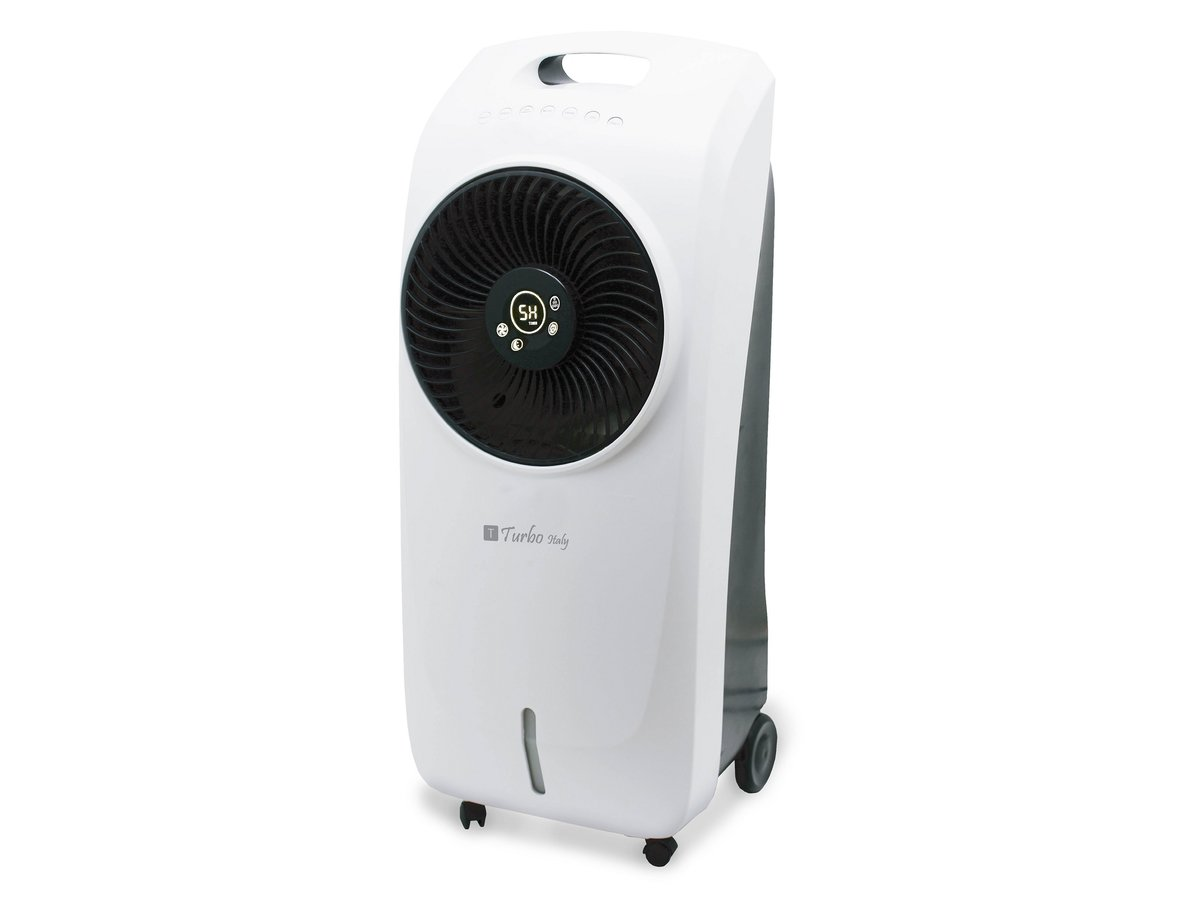 TCL-199 Air cooler with timer, Coolmaster & dust filters, R/C