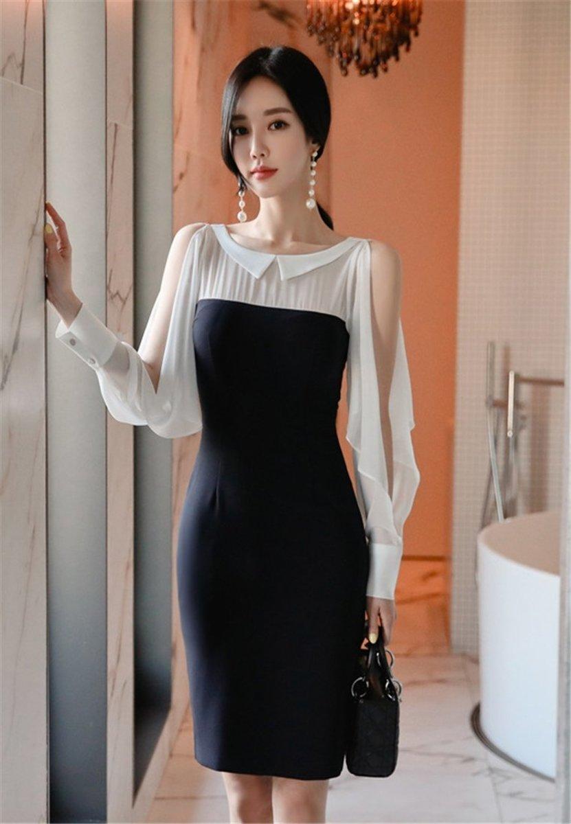 New Sexy High Waist Strapless Goddess Dress