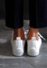 韓國製新款百搭輕便平底休閒鞋