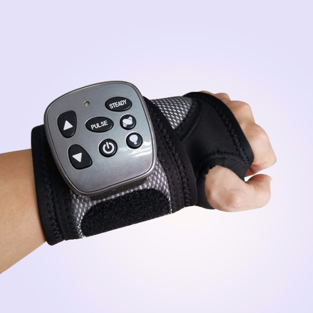 Micro Sun - Wrist Massage device With Heating & Vibration Function (newest)