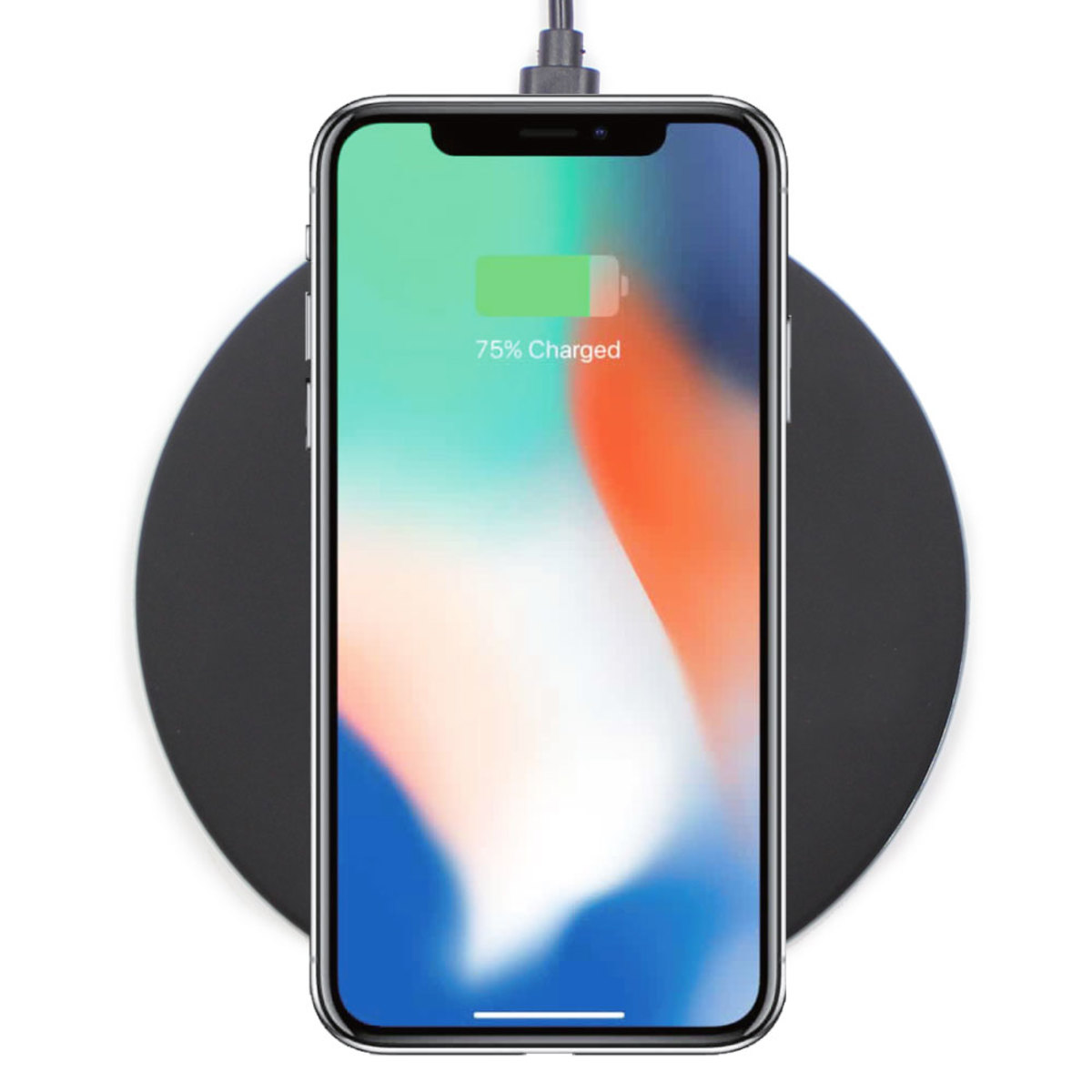 10W Ultra-Slim Wireless Fast Charger