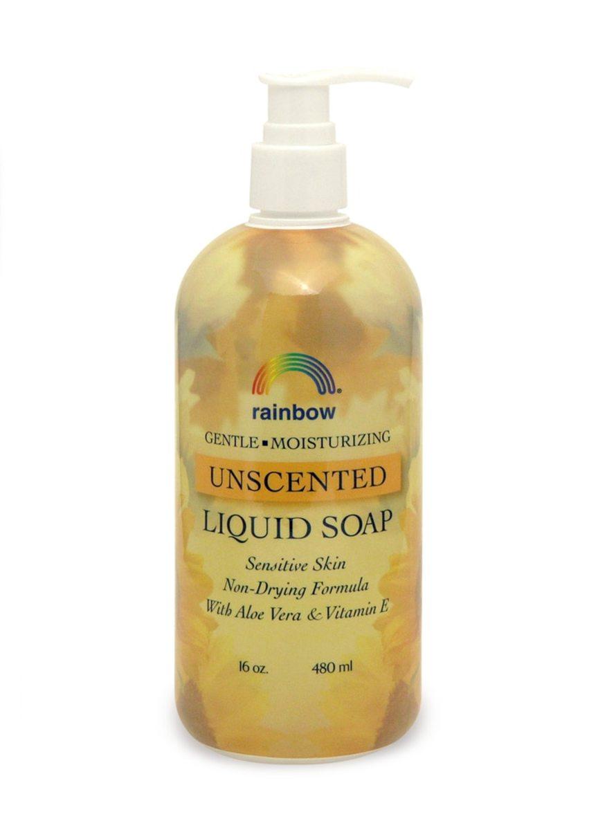 RAINBOW Unscented Liquid Soap16 OZ (453g)(Parallel Import)