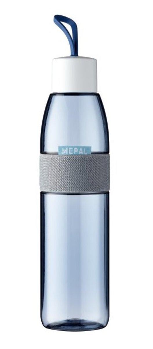 荷蘭製造 100%防漏 便攜水樽 水壺 700ml|Made in Holland (藍色)