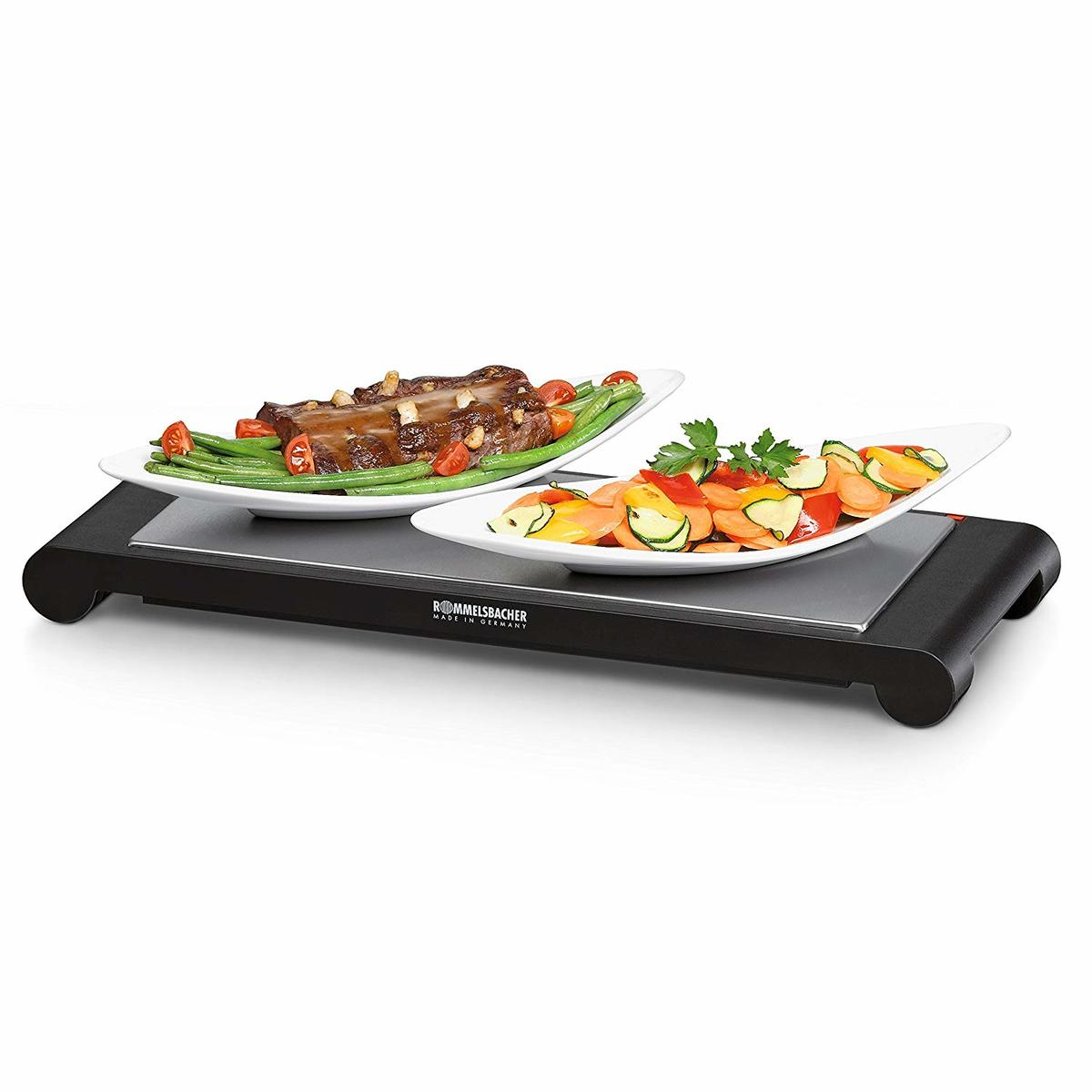 HEAT STORING WARMING TRAY (Made in Germany)