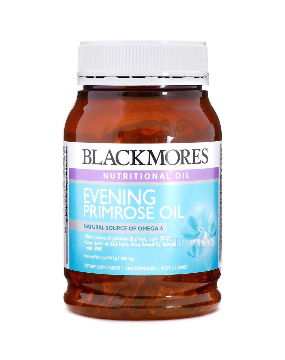Blackmores - Evening Primrose Oil 1000mg 190 CAPSULES