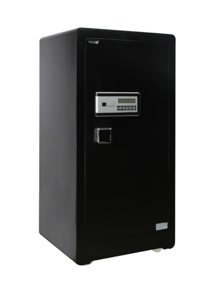 Prime Safe EK-1000AH Burglary Safe  Digital Passcode with Key (Spare Key available)