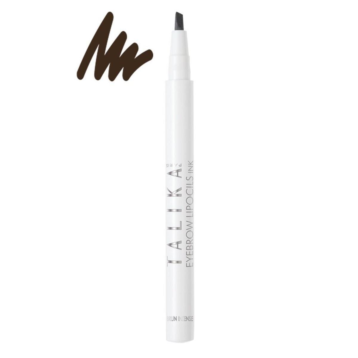 Eyebrow Lipocils Ink Deep Brown