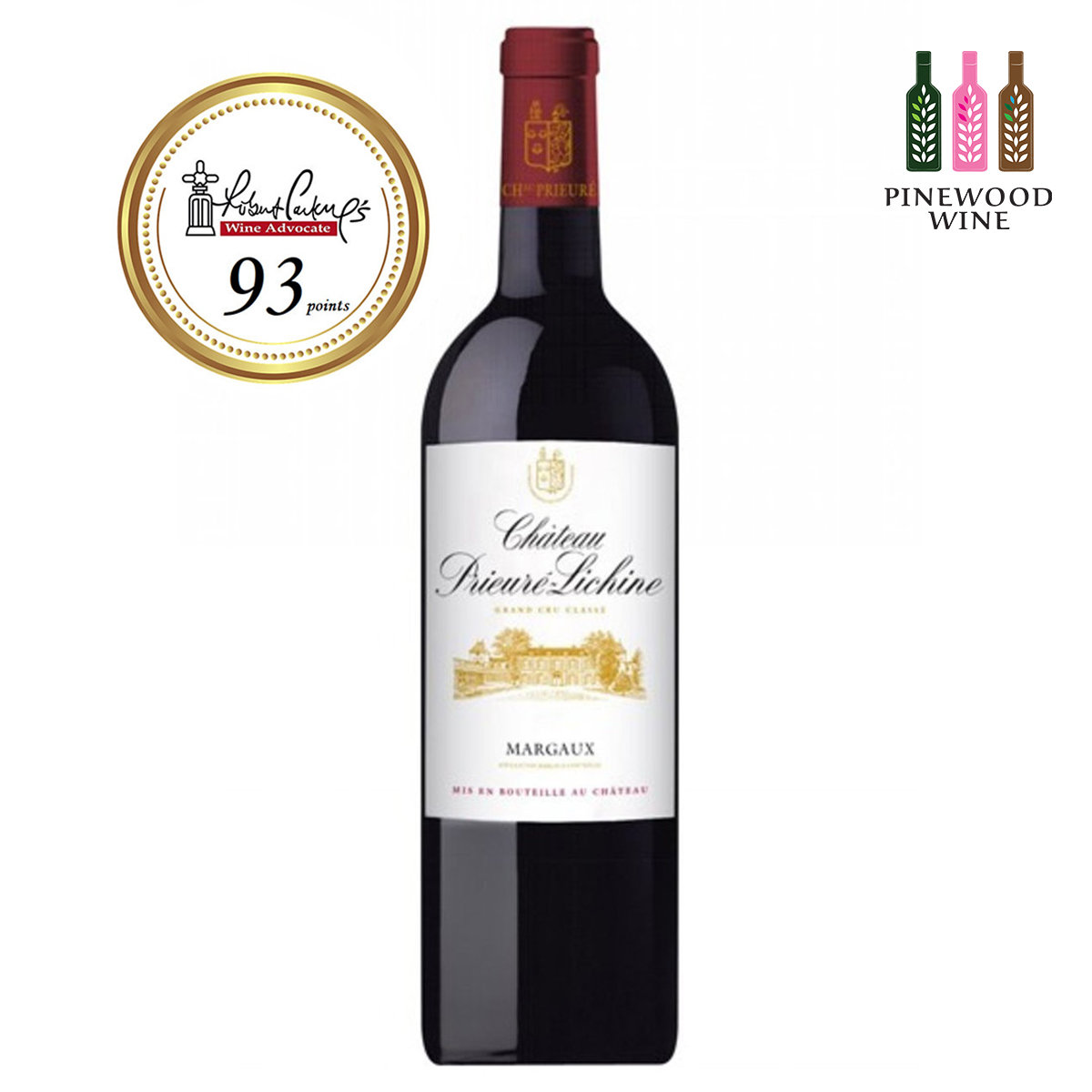 2009, RP 93 Margaux