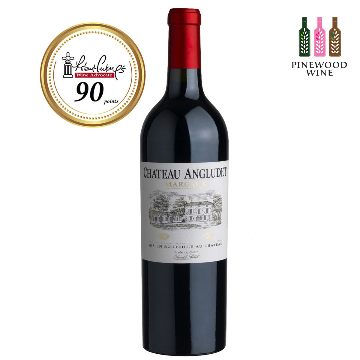 2009, RP 90 Margaux