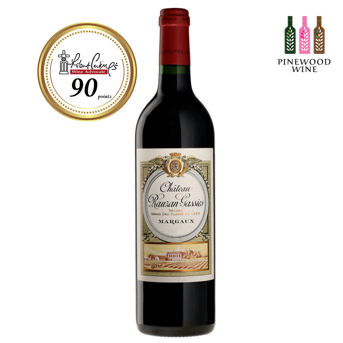 2000, RP 90 Margaux