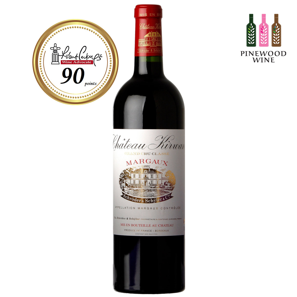 2001, RP 90 Margaux