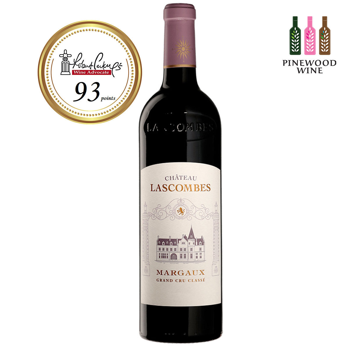 2004, RP 93 Margaux