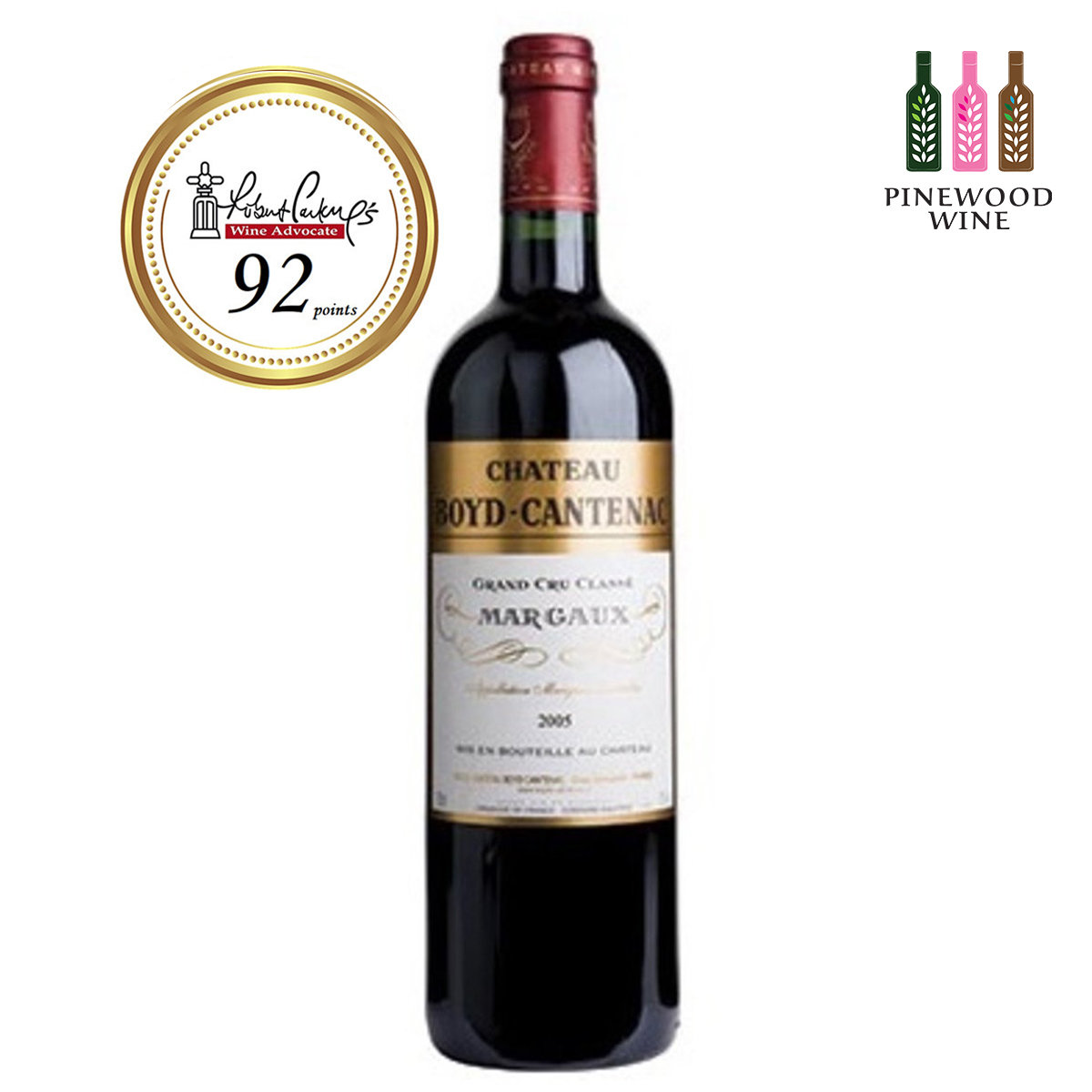 2005, RP 92 Margaux