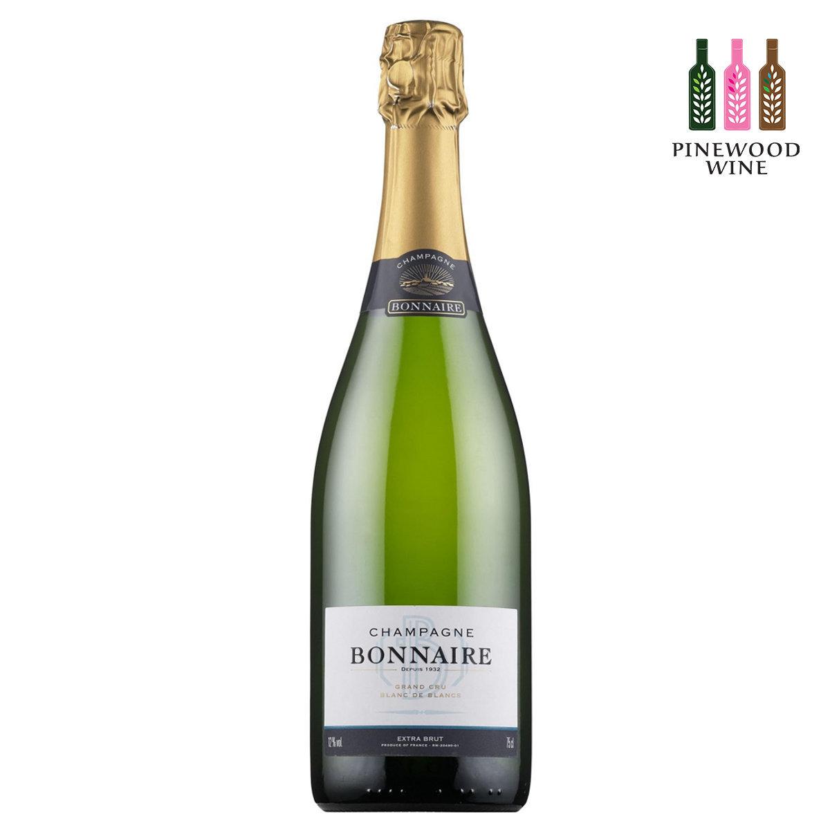 特級白葡萄香檳 Blanc de Blancs Grand Cru N.V.