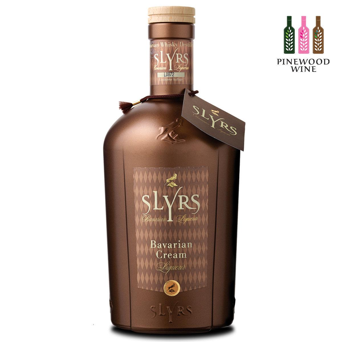 [禮盒]Bavarian Cream Whisky Liqueur 17% alc.