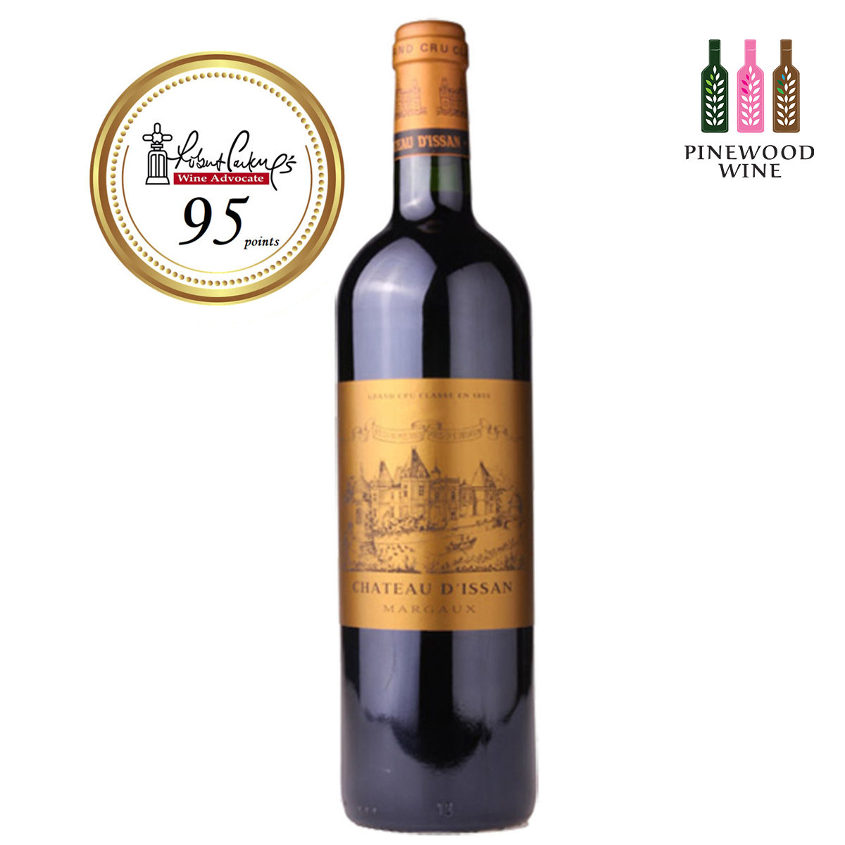 2010, RP 95 Margaux