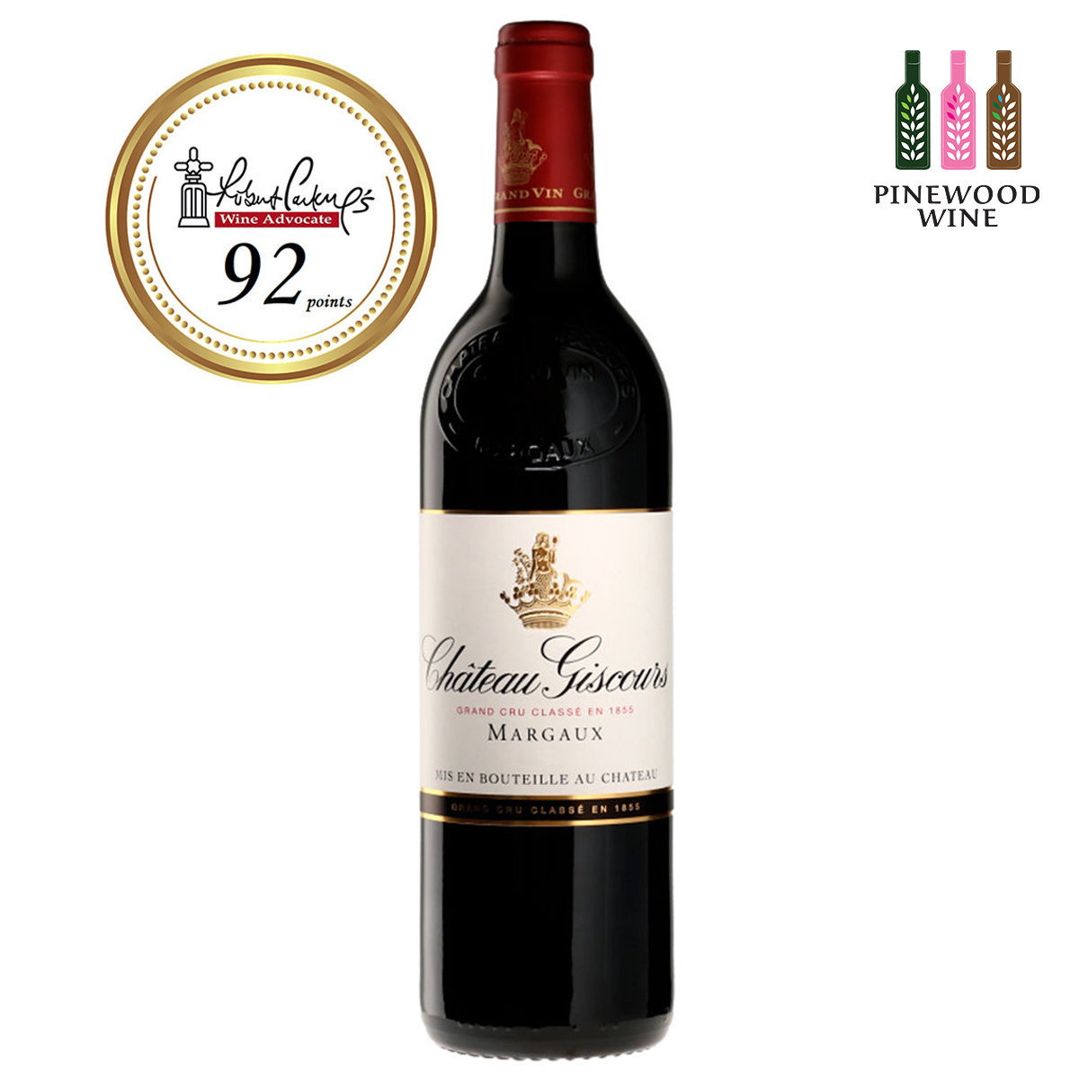 2000, RP 92  Margaux