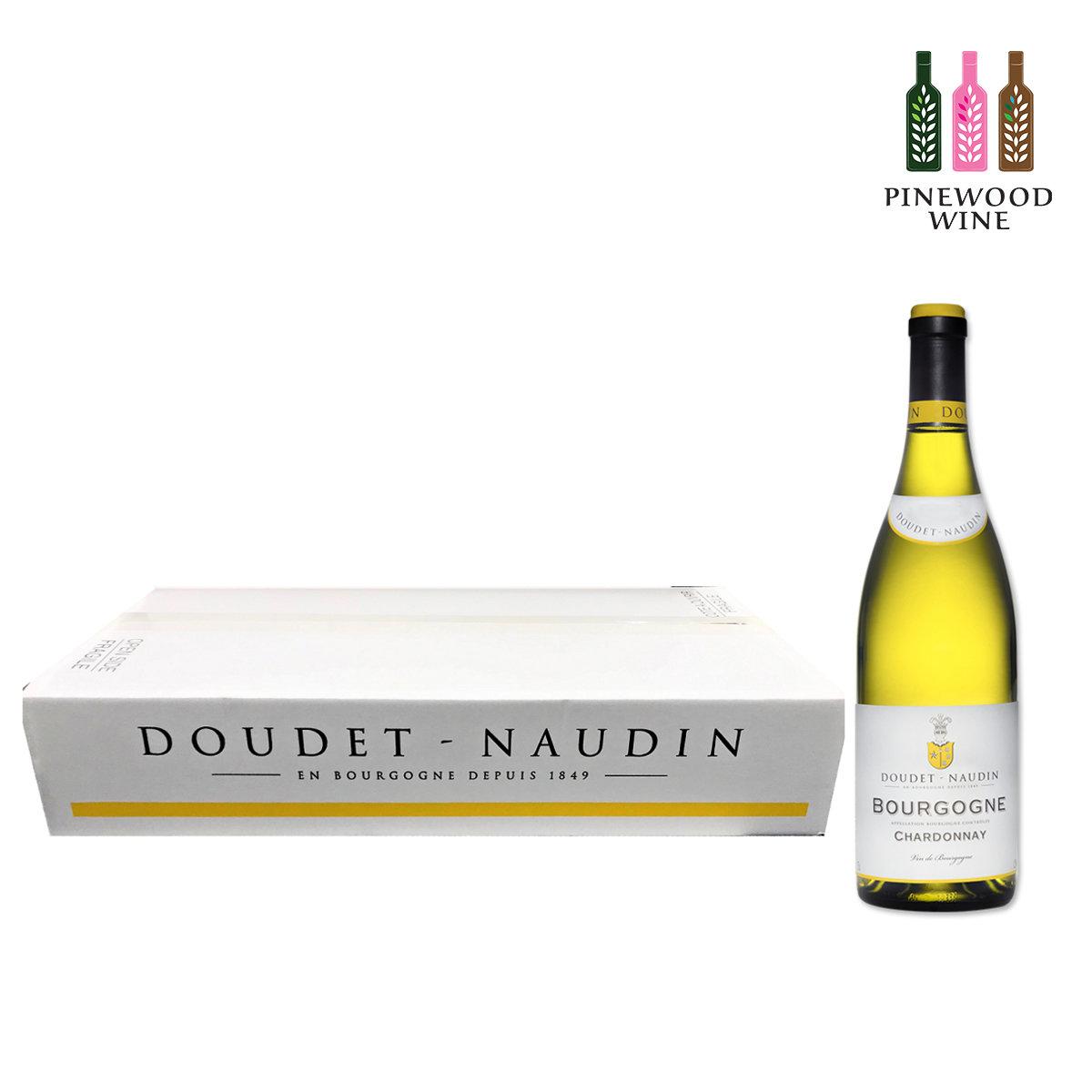 [Full Case] Bourgogne Chardonnay Blanc 2017