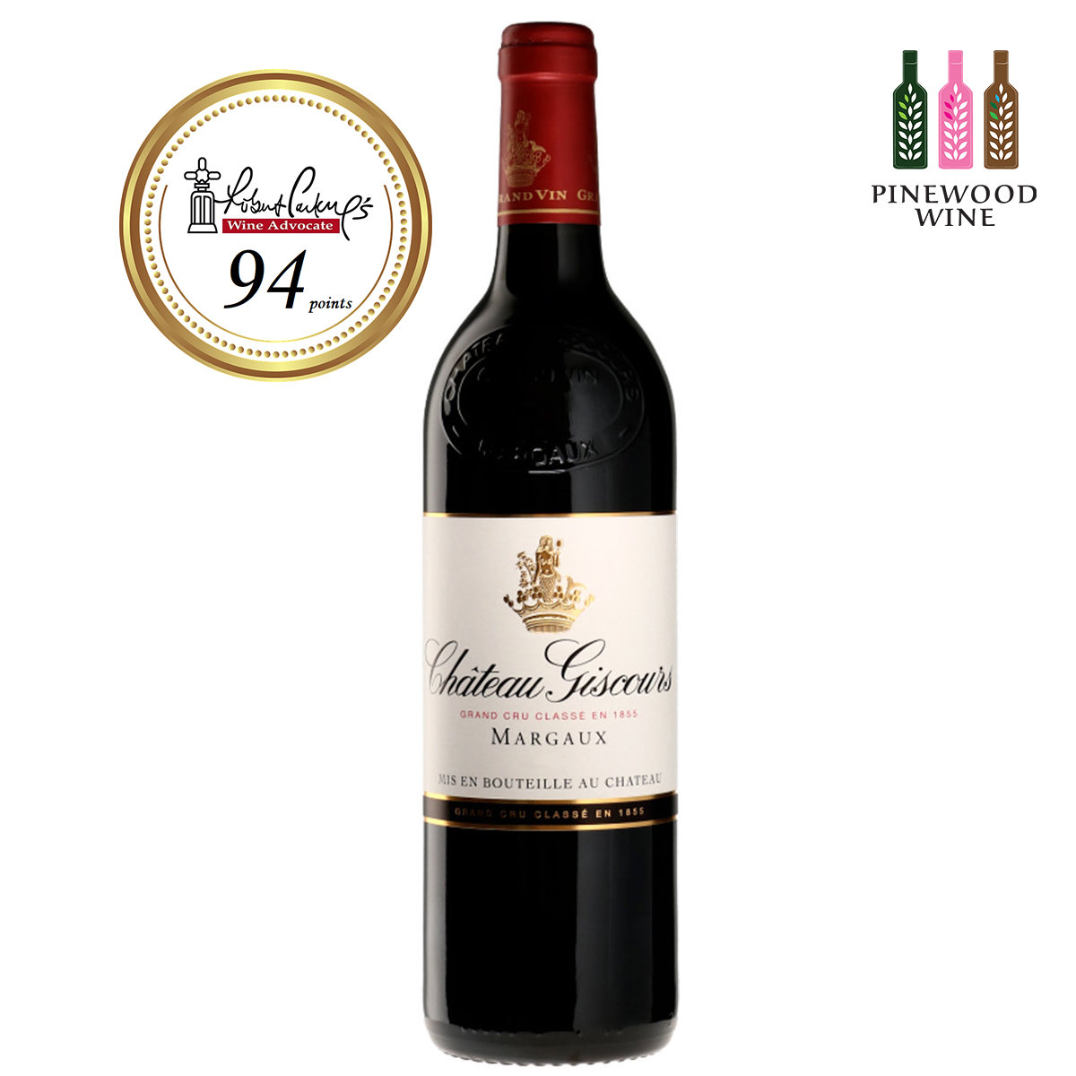 2009, RP 94 Margaux