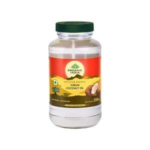 SpiceBox Organics Organic India 純冷壓椰子油 250ml