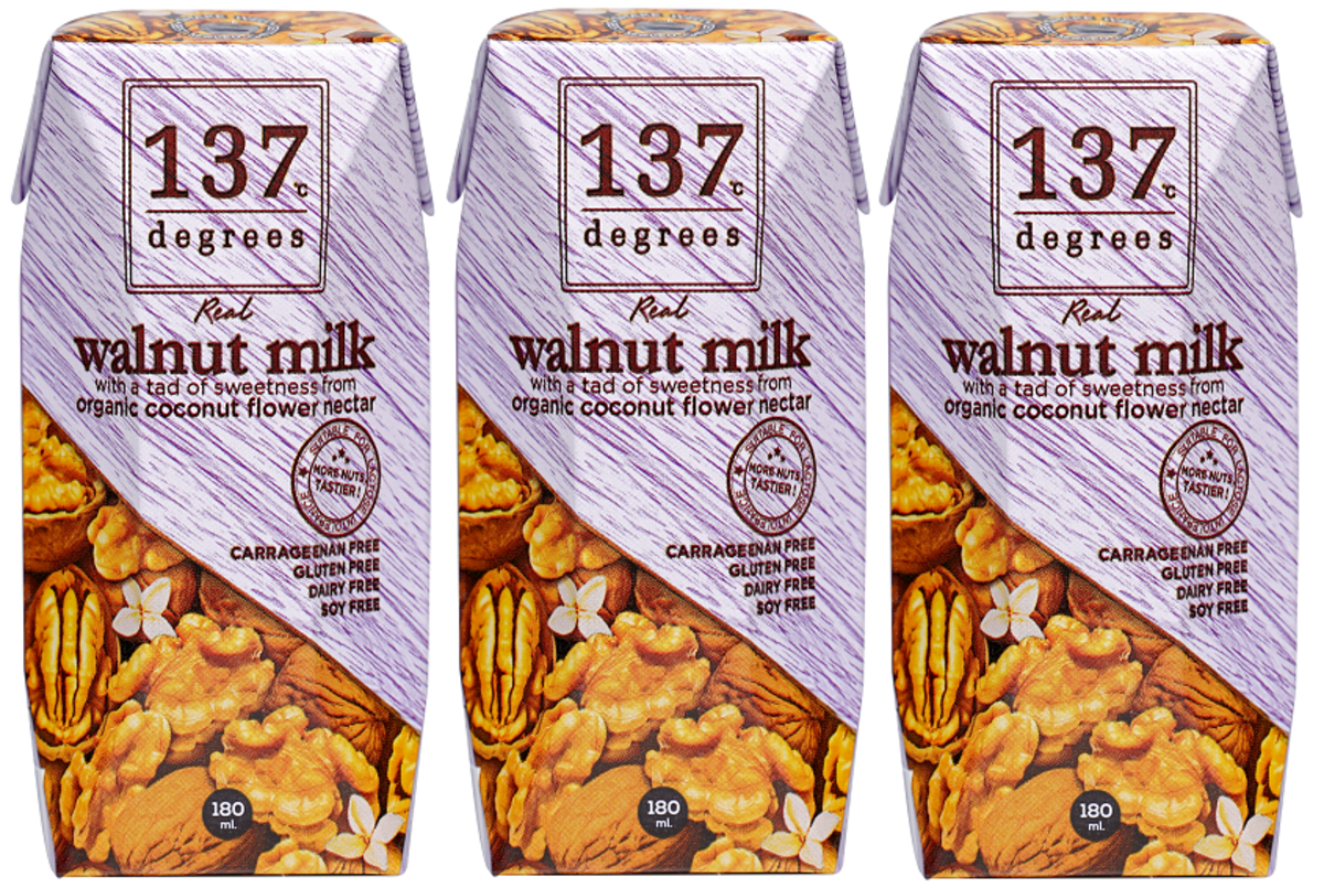 Walnut Milk Original 180ml x 3