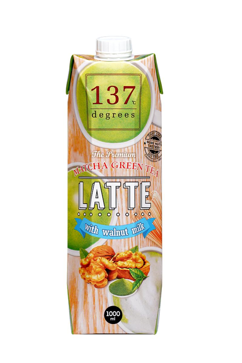 Walnut Milk Matcha Green Tea1L