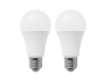 LED 12W Globe Light Bulb (E27 Daylight) 2 in 1