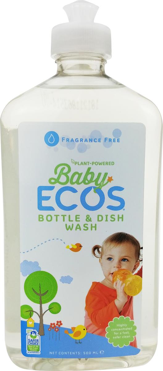 ECOS 環保嬰兒奶瓶洗滌液