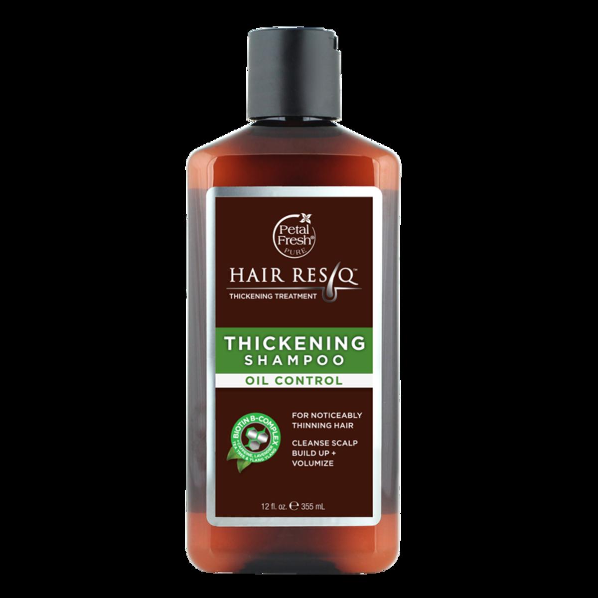 控油清爽有機洗髮液