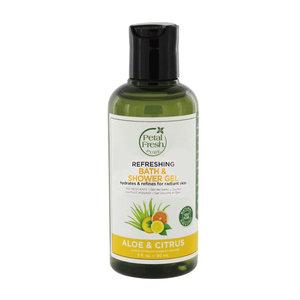 PF Aloe & Citrus Bath & Shower Gel 90ml