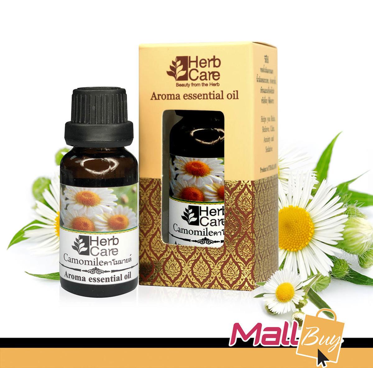 天然精油20ml-洋甘菊