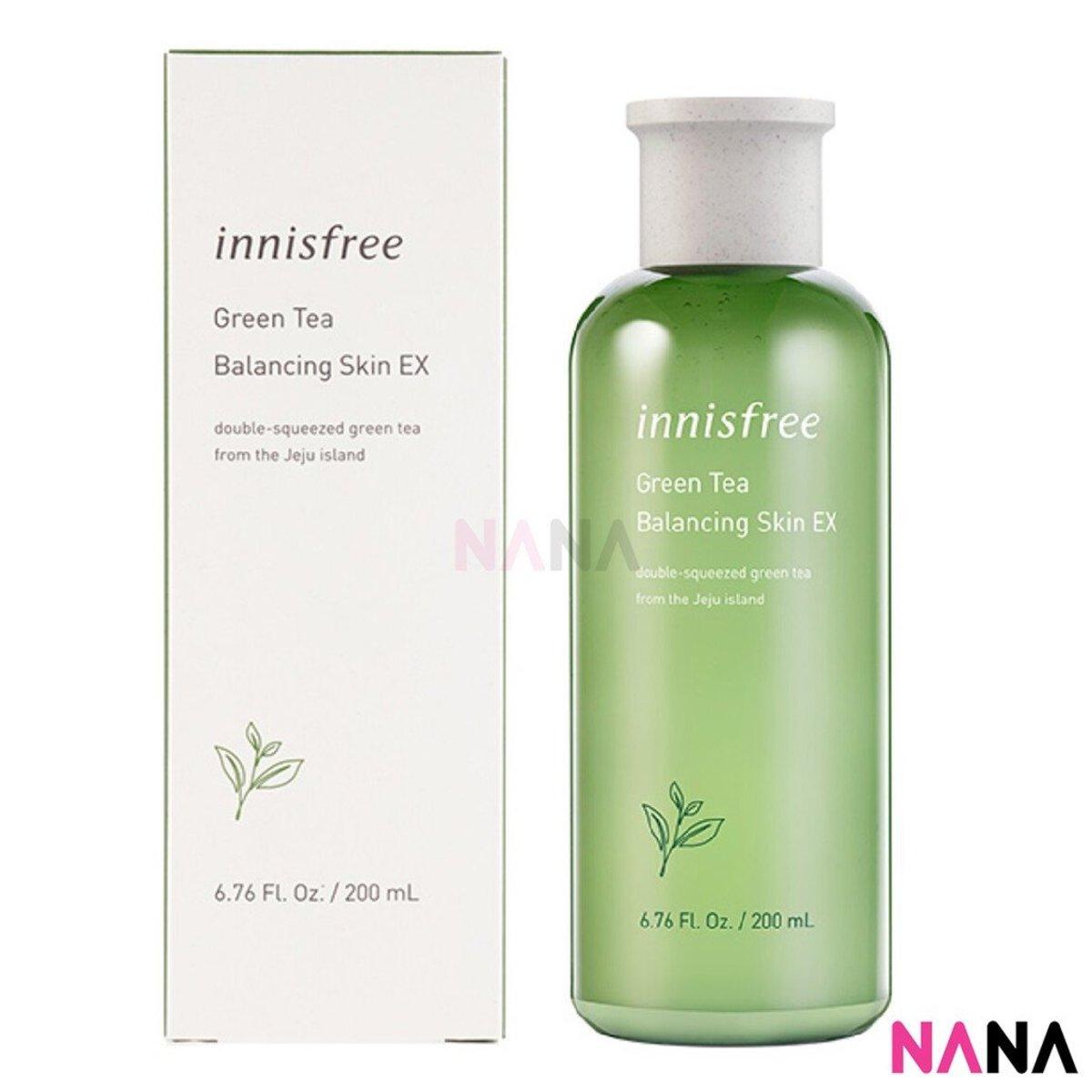 Green Tea Balancing Skin Ex 200ml