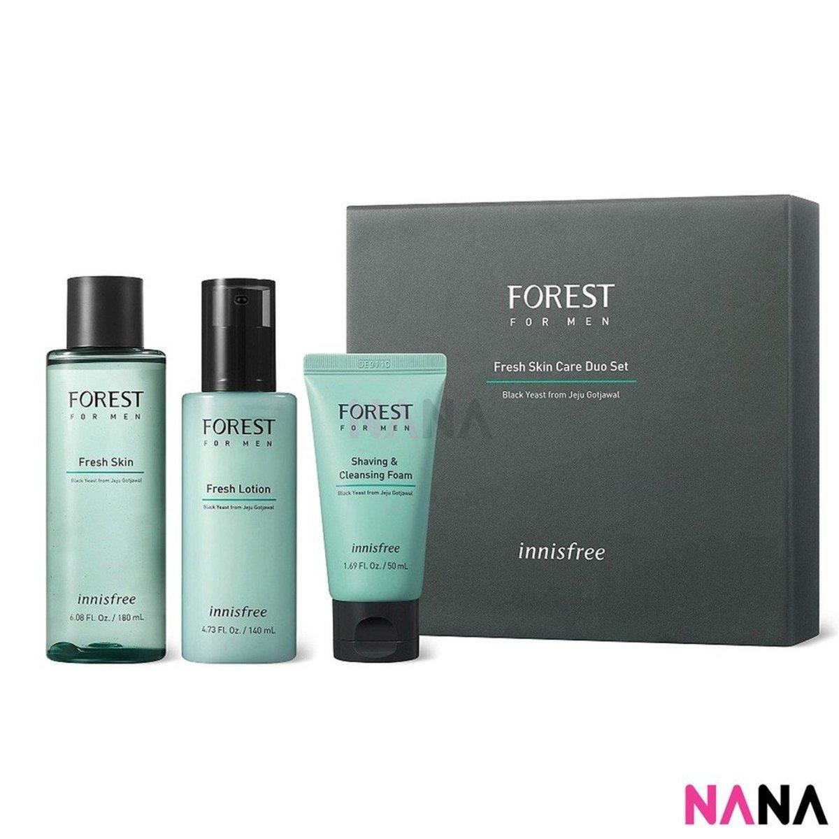 Forest For Men Fresh Set
