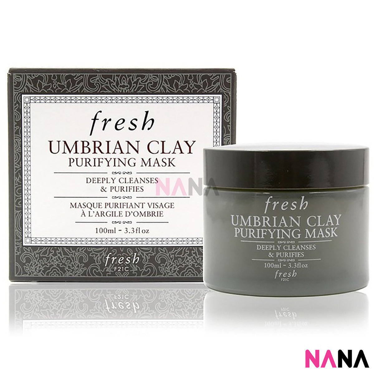 Umbrian Clay Pore Purifying Face Mask 100ml