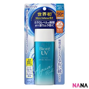 Biore UV Aqua Rich Watery Gel SPF 50+ PA++++ 90ml