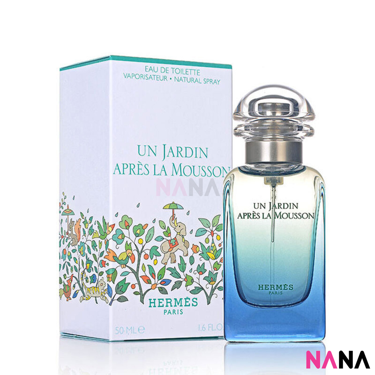 Un Jardin Apres La Mousson Eau De Toilette (EDT) for Women 50ml