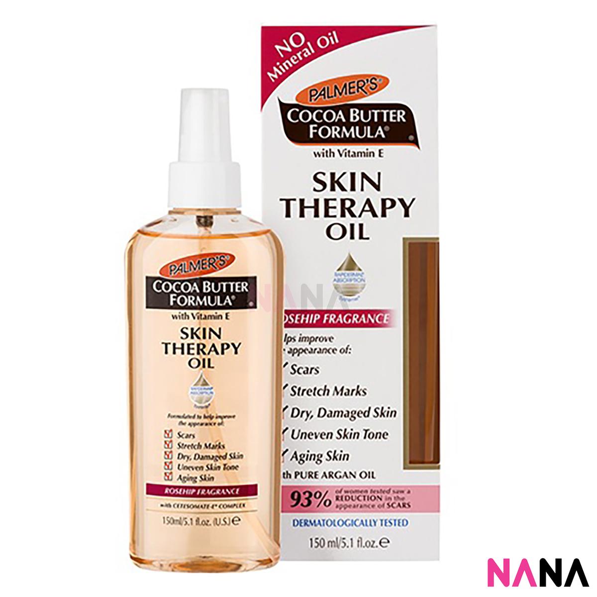 Cocoa Butter Formula Skin Therapy Oil 150ml