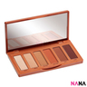 Naked Heat Mini Six-Color Eyeshadow Palette