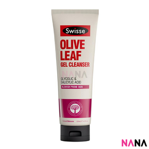 Olive Leaf Gel Cleanser 125ml