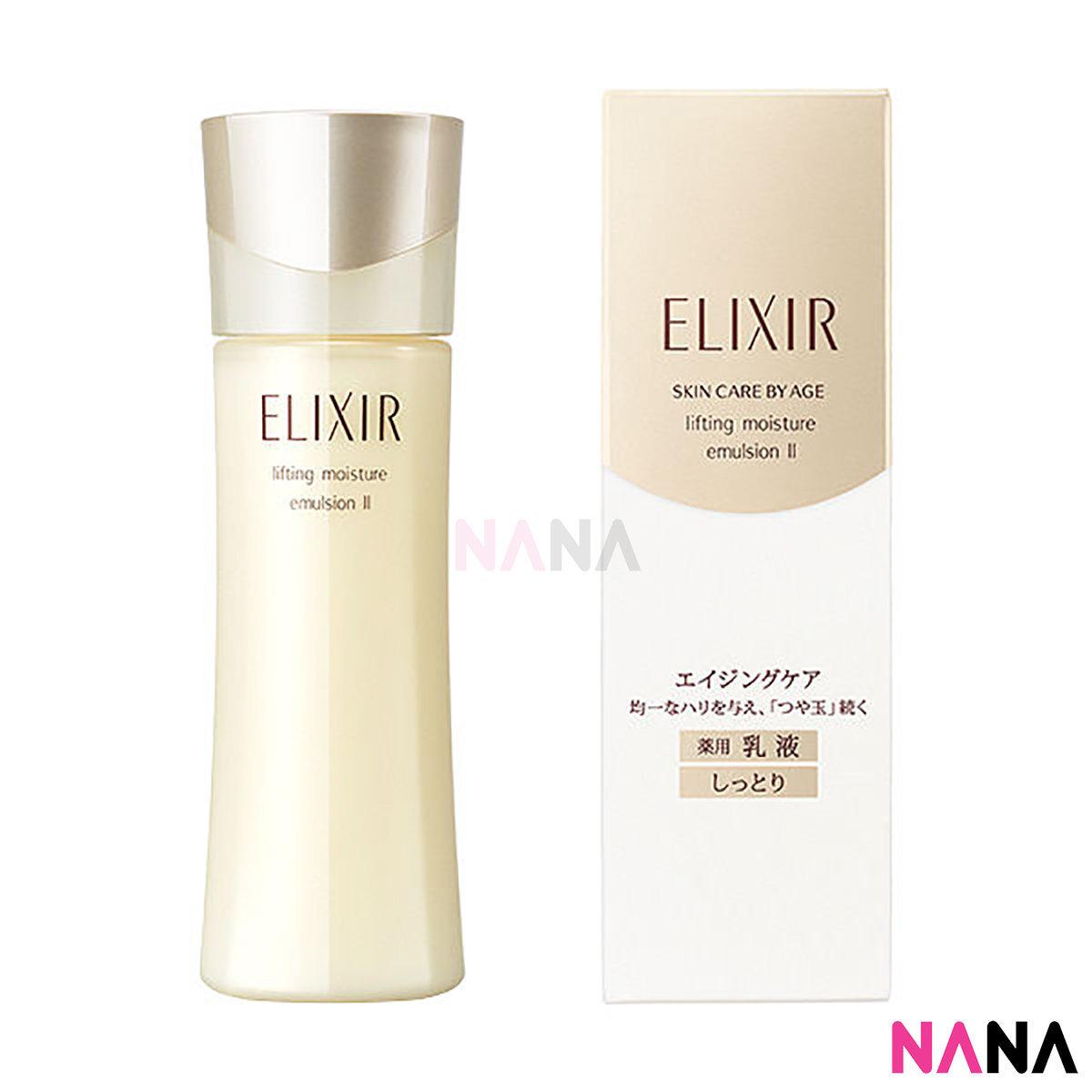 Elixir Skin Care By Age Lifting Moisture Emulsion II 130ml