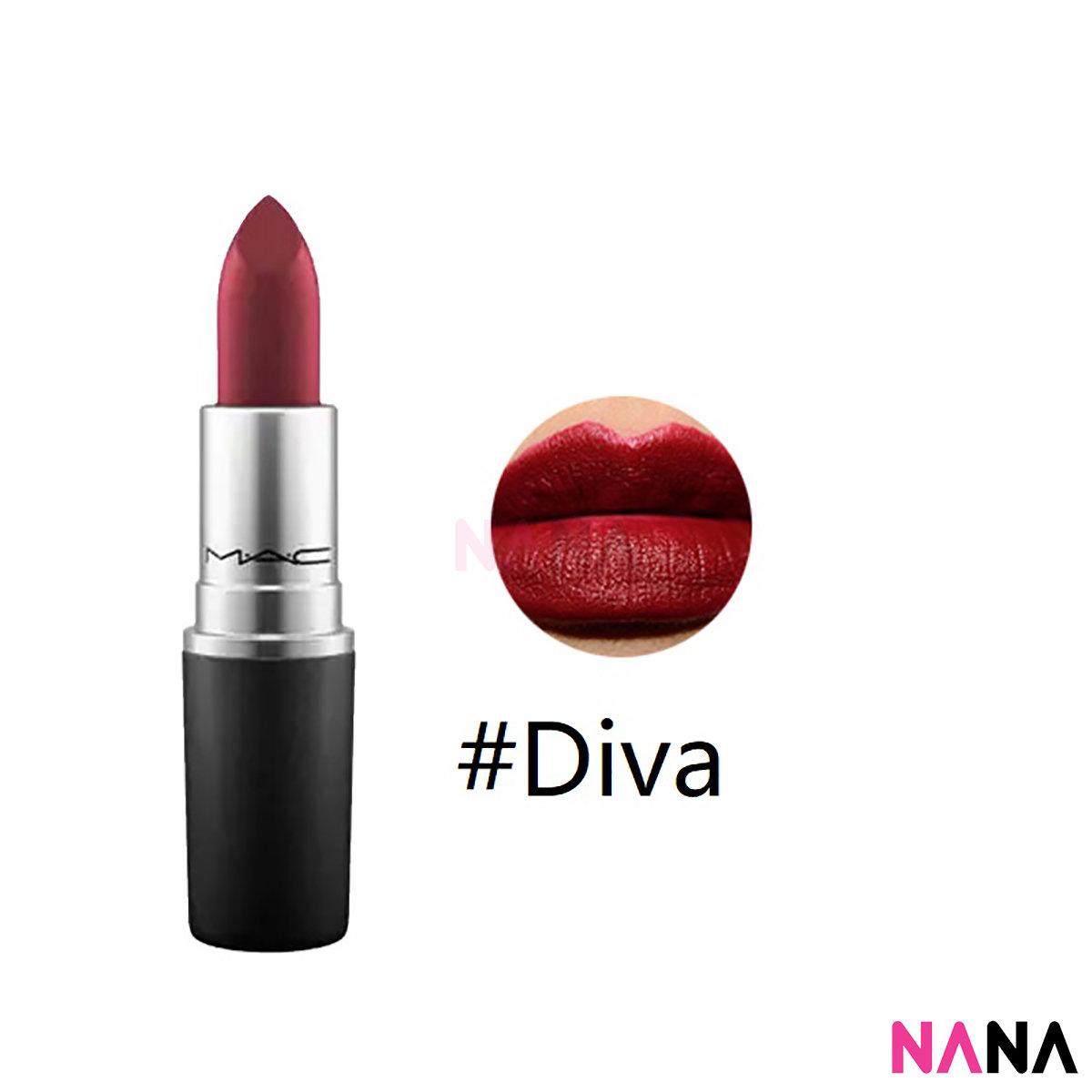 Matte Lipstick - Diva #603 3g