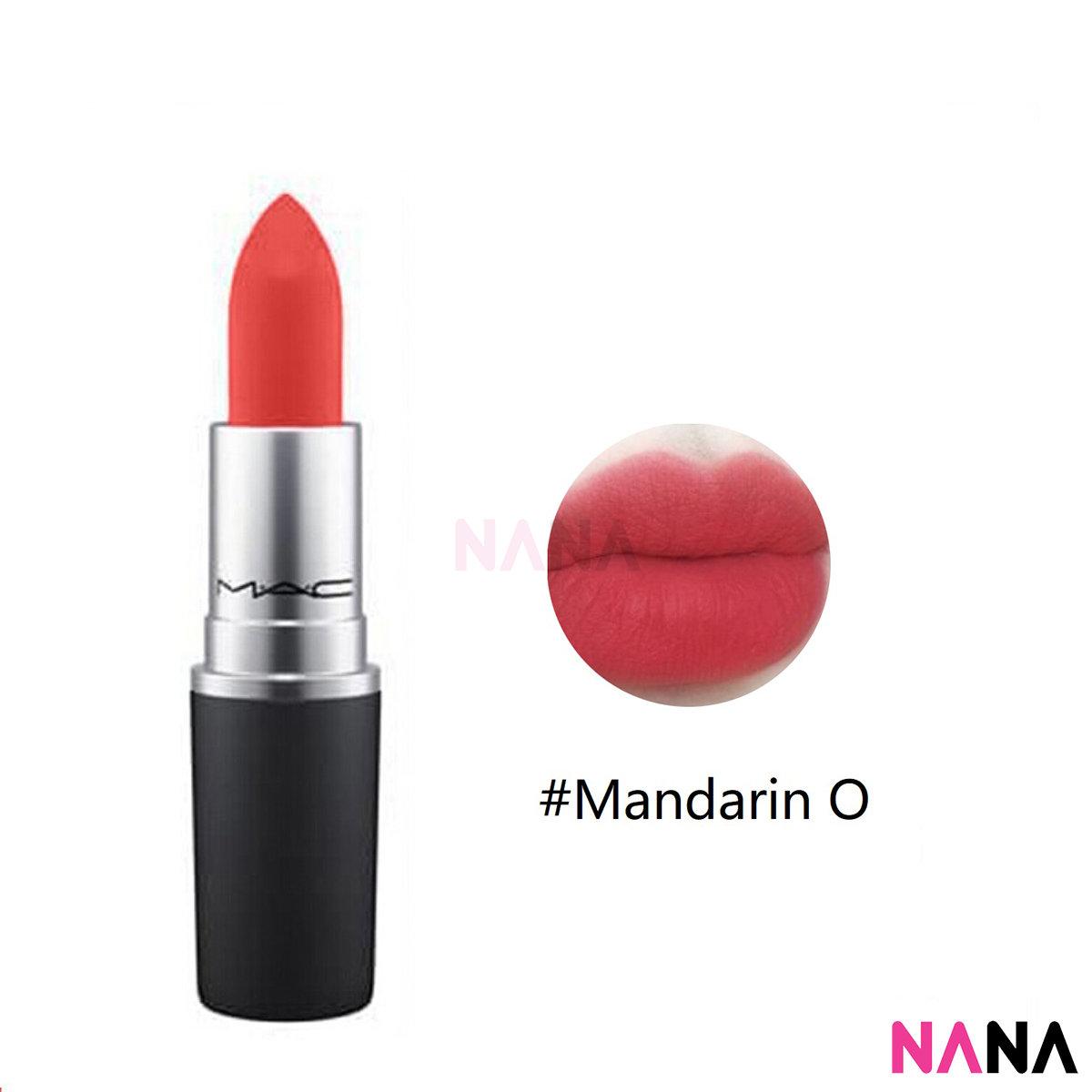 Power Kiss Lipstick - Mandarin O #308 3g