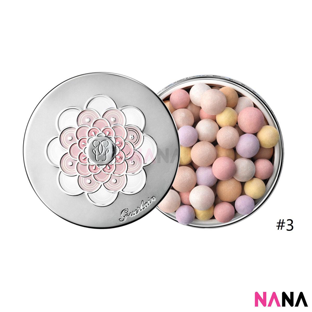 Light Revealing Pearls Of Powder #3 Medium