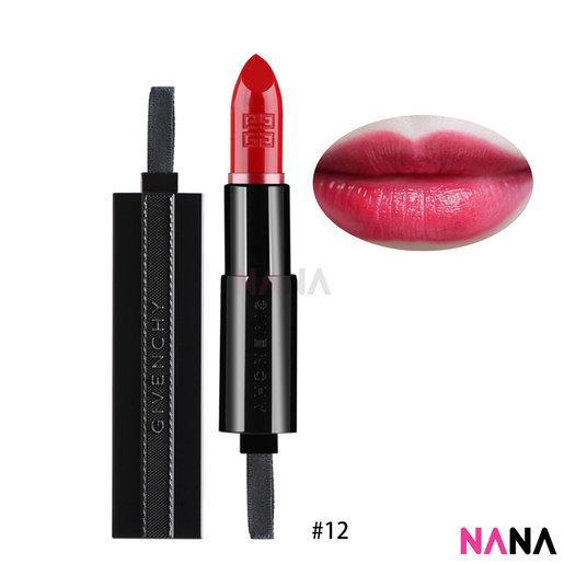 禁忌之吻緞光唇膏 #12 Rouge Insomnie 3.4g