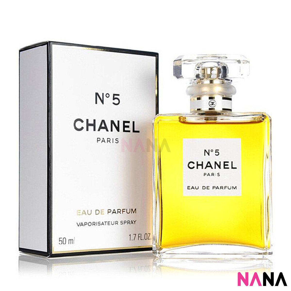 No.5 Eau De Parfum Spray 50ml