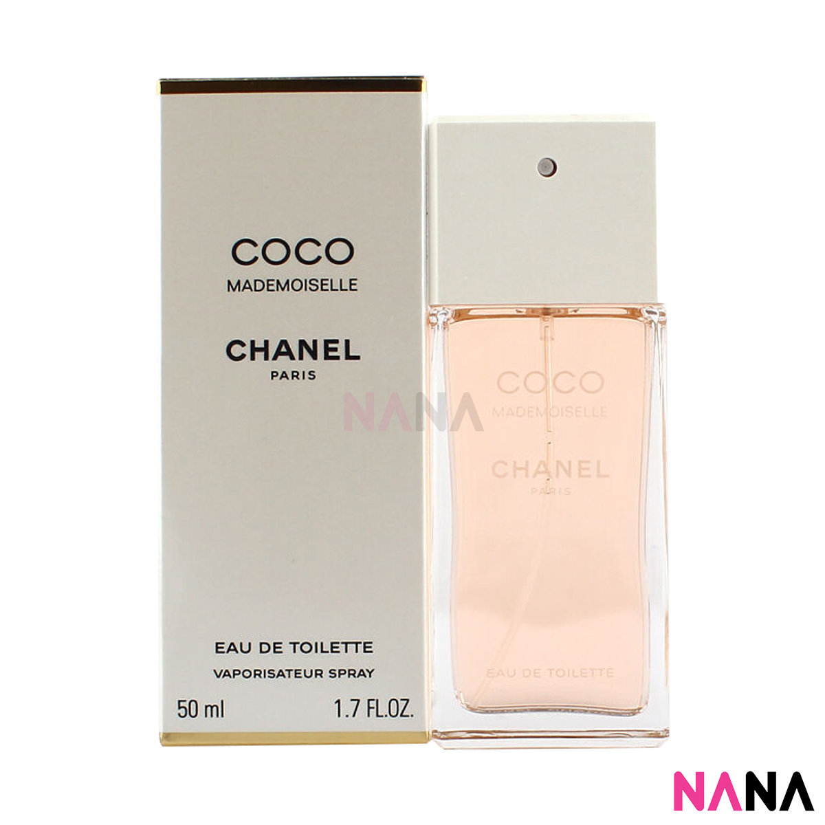CoCo Mademoiselle Eau De Toilette Spray 50ml