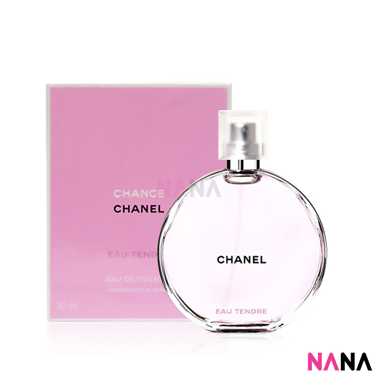 Chance Eau Tendre Eau De Toilettem Spray 50ml