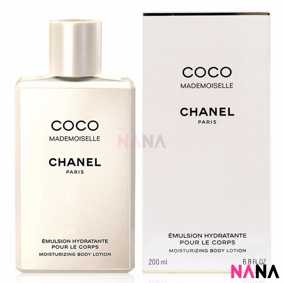 CoCo Mademoiselle Moisturizing Body Lotion 200ml